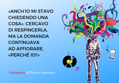 orangeboy patrice lawrence narrativa young adults giralangolo