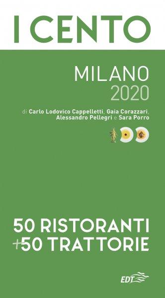 Copertina di I Cento Milano 2020