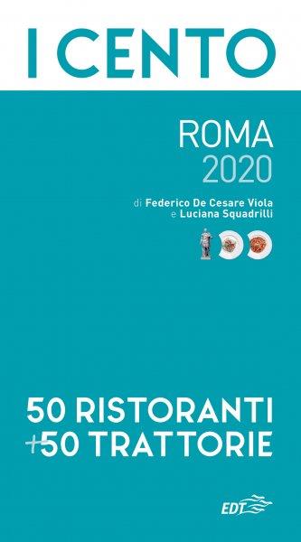 Copertina di I Cento Roma 2020