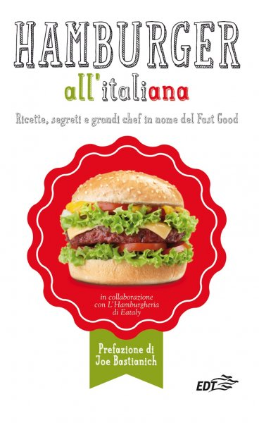 Copertina di Hamburger all'italiana