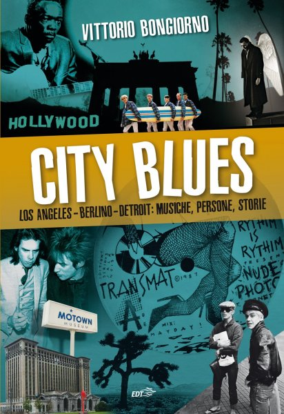 Copertina di City Blues
