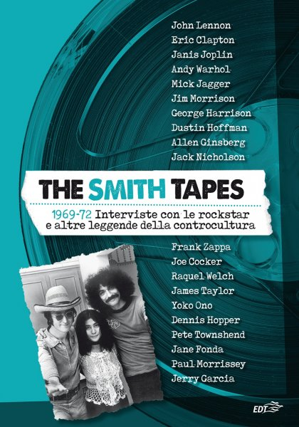 Copertina di The Smith Tapes