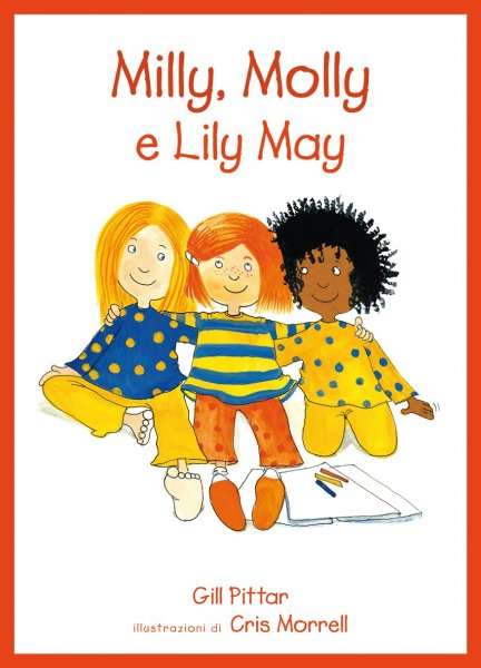Copertina di Milly, Molly e Lily May